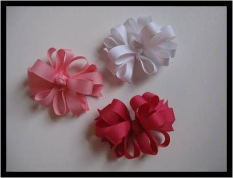 Small Knot Bow